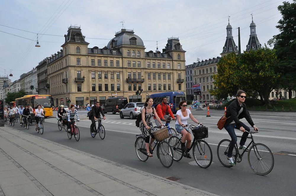 Trasa Mostu Północnego w Kopenhadze