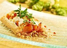 Tarty z dyni z serem feta - ugotuj