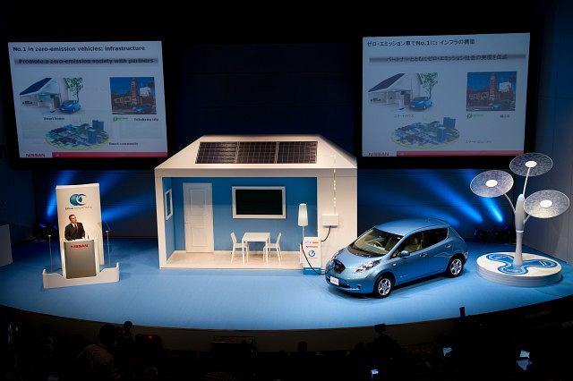 Nissan przedstawił swój plan sześcioletni