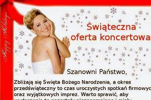 Magdalena Steczkowska.