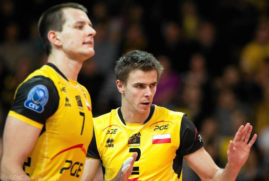 Bartosz Kurek i Mariusz Wlazły