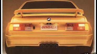 BMW 6 (E24) od Gemballi