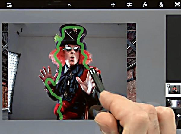 tabletowa wersja Adobe Photoshop