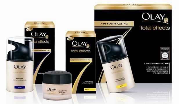 Olay Total Effects - test redakcyjny