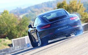 Porsche 911 (991) - test | Pierwsza jazda
