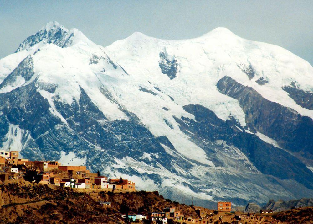 La Paz, Boliwia, Ameryka Południowa