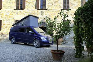 Mercedes Viano Marco Polo - test | Pierwsza jazda