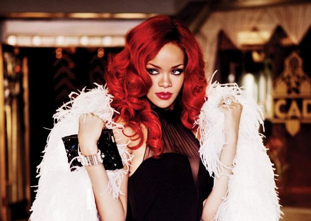 Rihanna dla magazynu