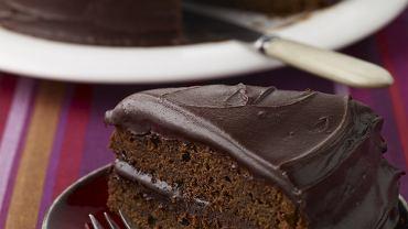 Kremowy tort kawowo-czekoladowy