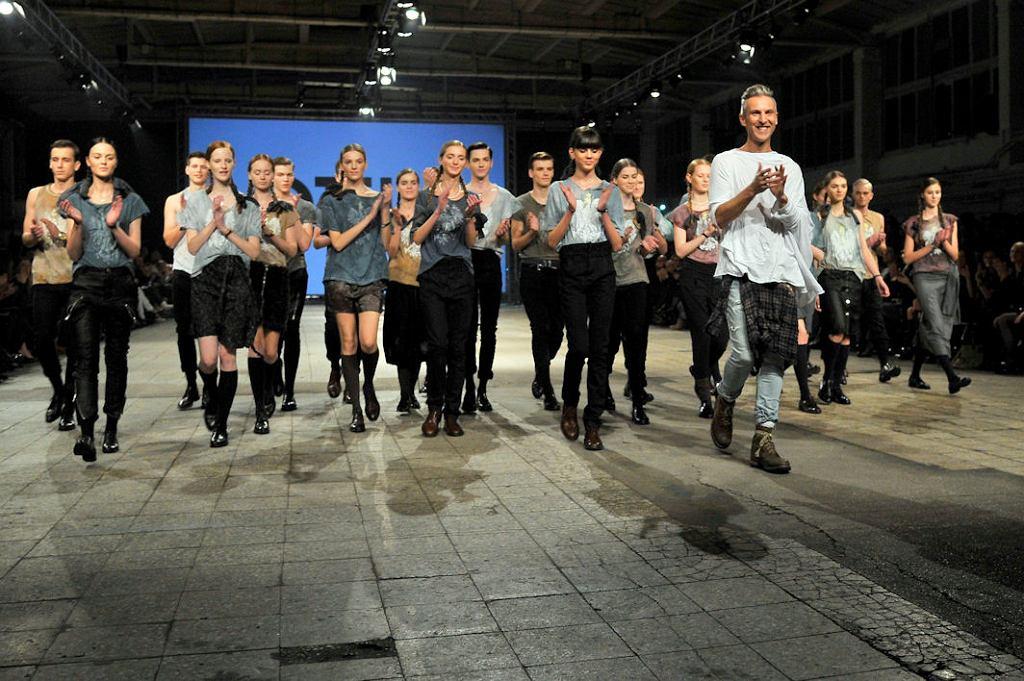 Pokaz Roberta Kupisza 'Heroes' jesień zima 2012