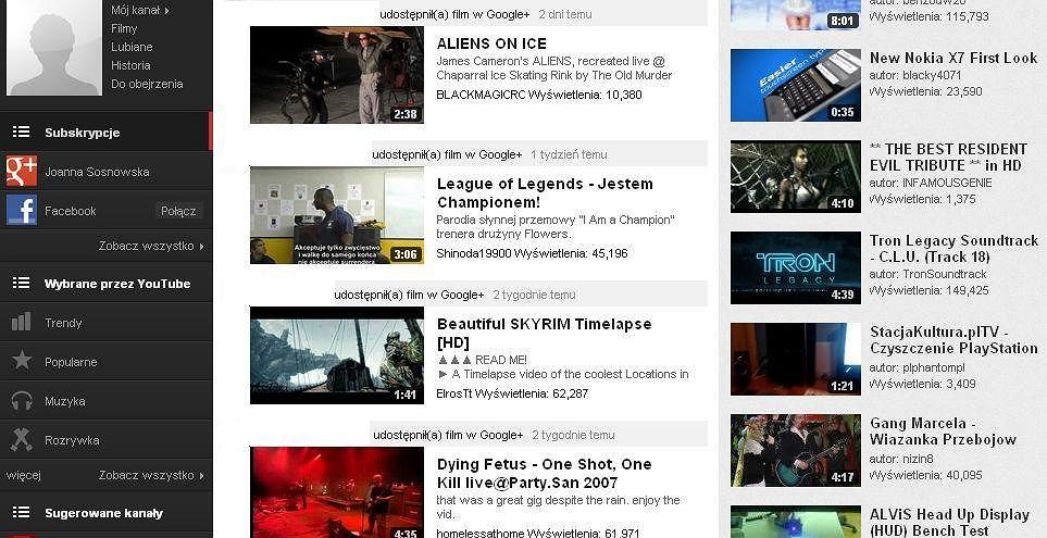 Fot. YouTube
