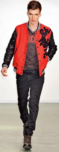 styl, moda, trendy, retro, MOSCHINO