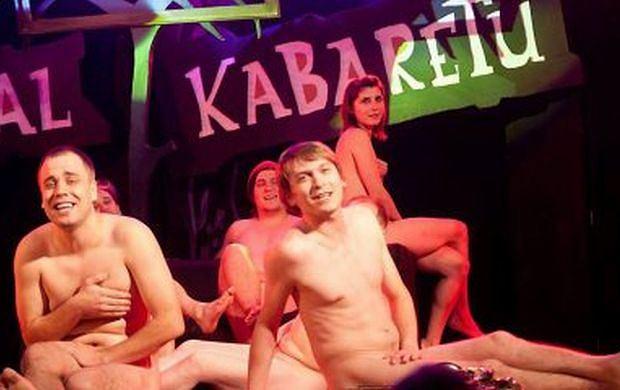 Festiwal kabaretu w Zielonej Górze.