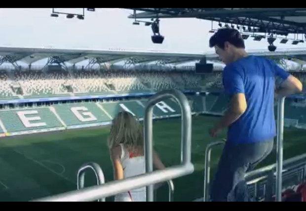 ''Warszawa 2012'', oficjalny spot na Euro 2012