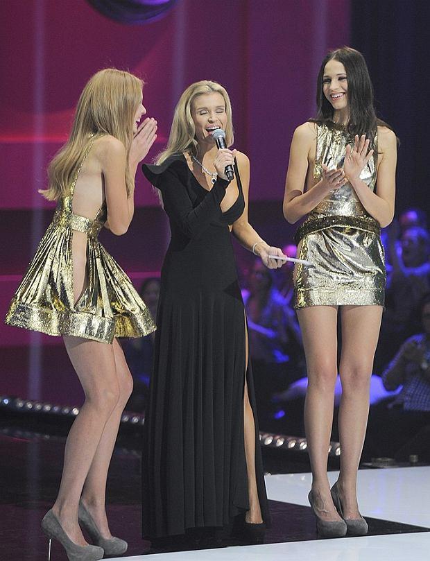 Olga Kaczyńska, Joanna Krupa, Anna Bałon, Top Model. Zostań modelką