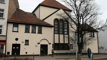 Nowa Synagogaw GdańskuWrzeszczu