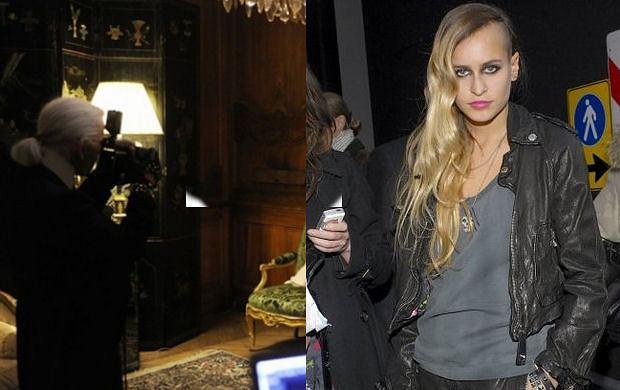 Alice Dellal nową twarzą Chanel