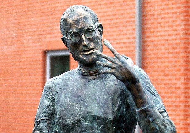 Pomnik Steve'a Jobsa na Węgrzech