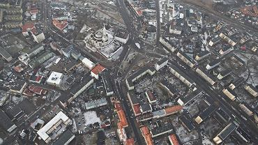 Białystok z lotu ptaka