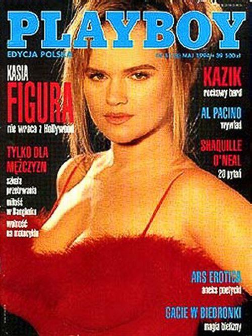 Katarzyna Figura, Playboy
