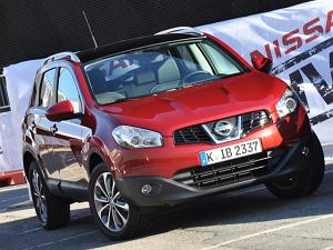 Nissan Qashqai 1.6 dCi - test
