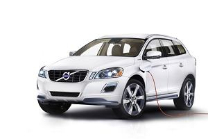 Salon Detroit 2012 | Volvo XC60 Hybrid