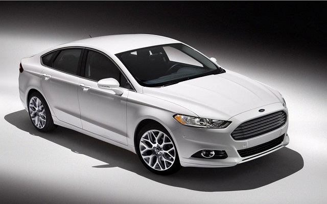 Salon Detroit 2012 | Ford Fusion