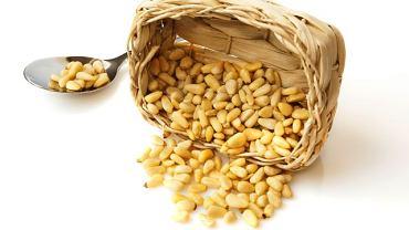 Orzeszki pinii w rzeczywistości są nasionami szyszki