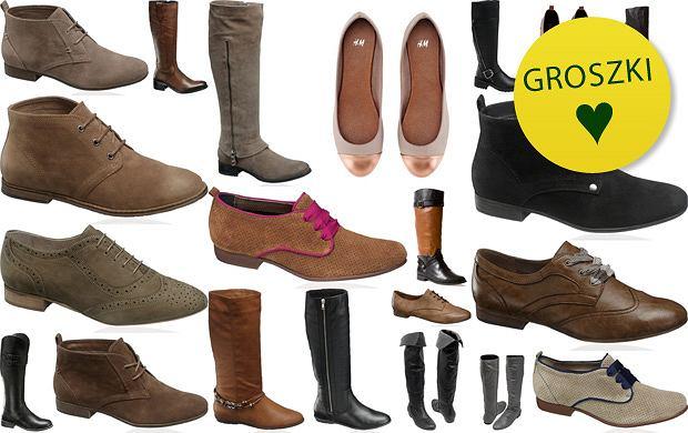 Wygodnie: płaskie buty do 300 zł