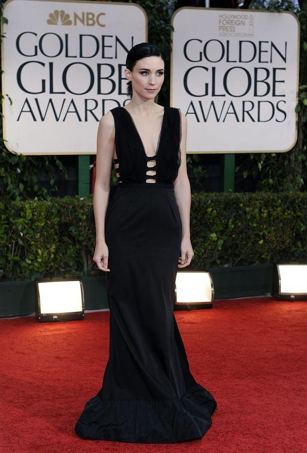 Rooney Mara, Złote Globy 2012