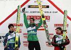 Kamil wylatał podium w Bad Mitternsdorf!