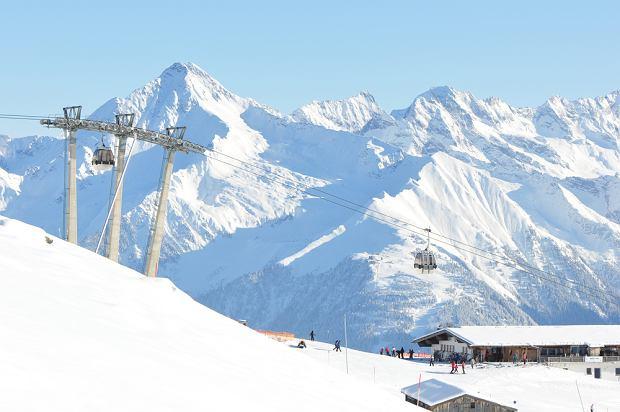 Austria narty - Dolina Zillertal