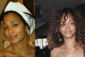 Nicole Scherzinger, Rihanna.