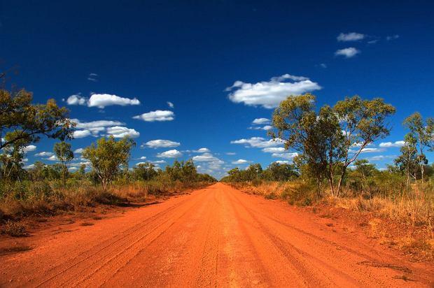 Outback Australia / fot. Shutterstock