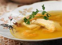 Rosół z ryby - ugotuj