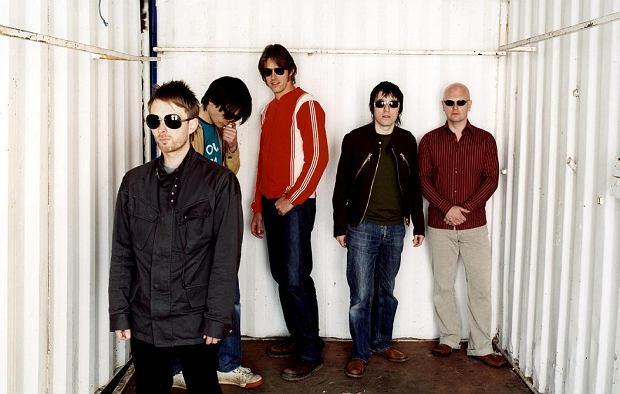 Radiohead, fot. materiały prasowe