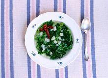 Zupa z włoskiej kapusty - ugotuj