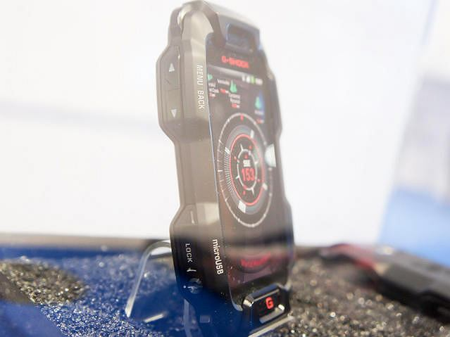 Smartfon Casio - G-shock