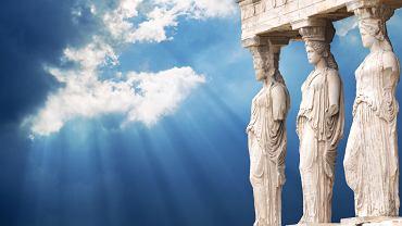 Starożytna Grecja na wynajem, Akropol