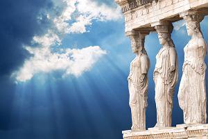 Starożytna Grecja na wynajem. Pomysł na kryzys absurdem?