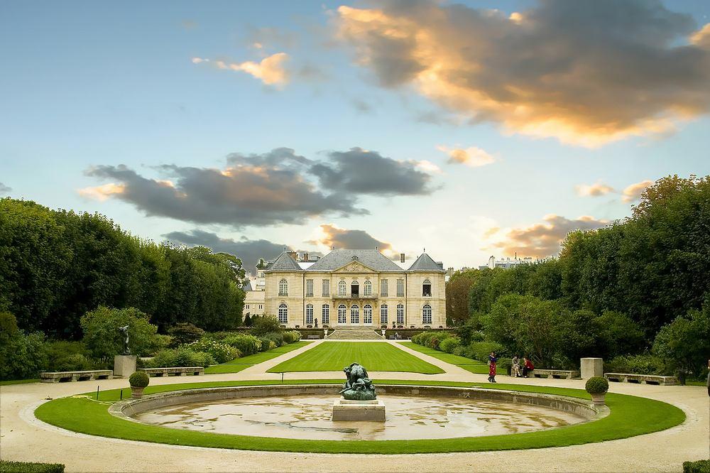 Paryż wycieczki, Muzeum Rodina