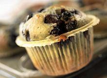Muffiny jagodowe - ugotuj