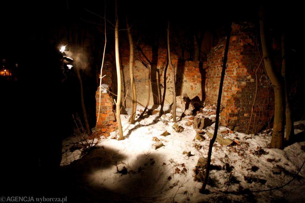 Sosnowiec. Miejsce, w którym w policjanci znaleźli ciało półrocznej Madzi