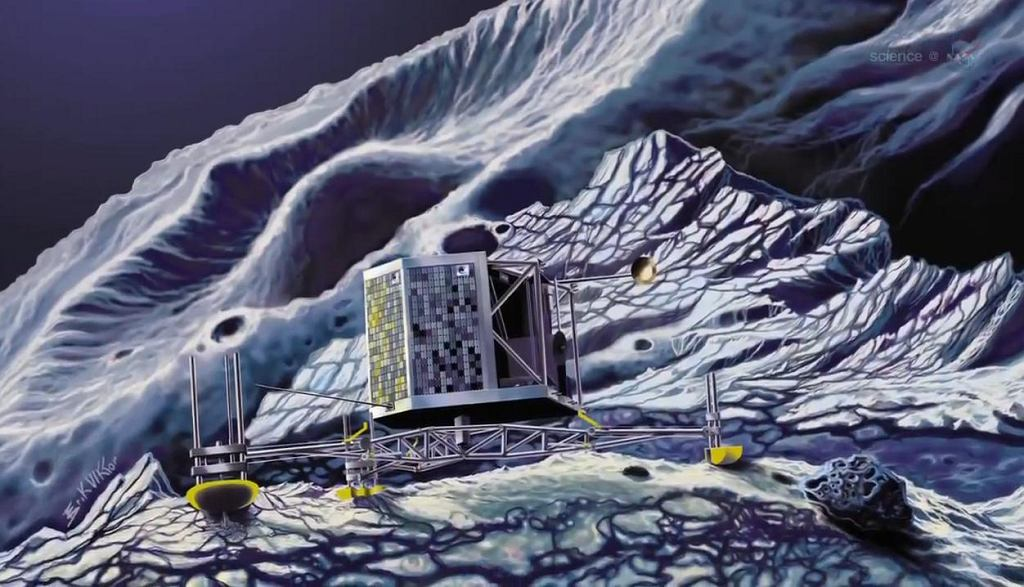 Sonda kosmiczna Rosetta
