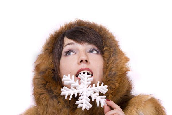Zimą nasze zęby są wrażliwe na chłód
