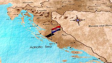 Chorwacja dojazd
