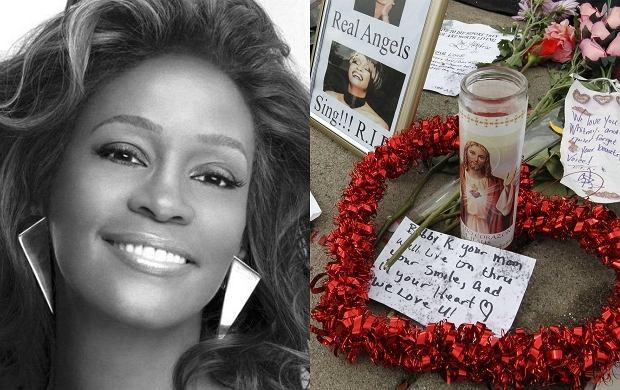 Whitney Houston nie żyje.