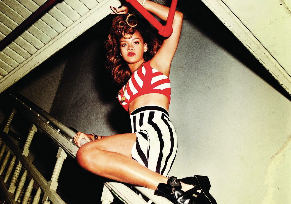 Rihanna, fot. materiały prasowe