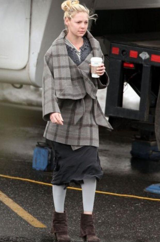 Katherine Heigl, gwiazdy bez makijażu