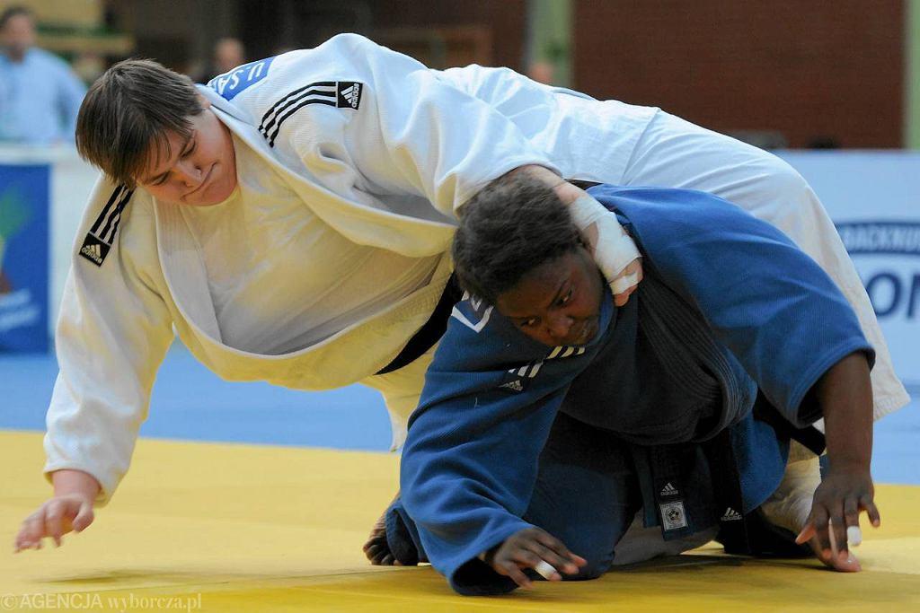 To jedna z najlepszych judoczek w Polsce. Mimo to jest wciąż mało docenianą zawodniczką